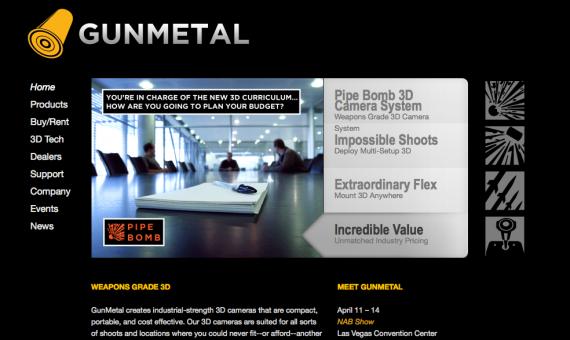 GUNMETAL.tv