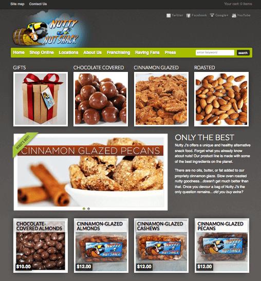 Nutty J's